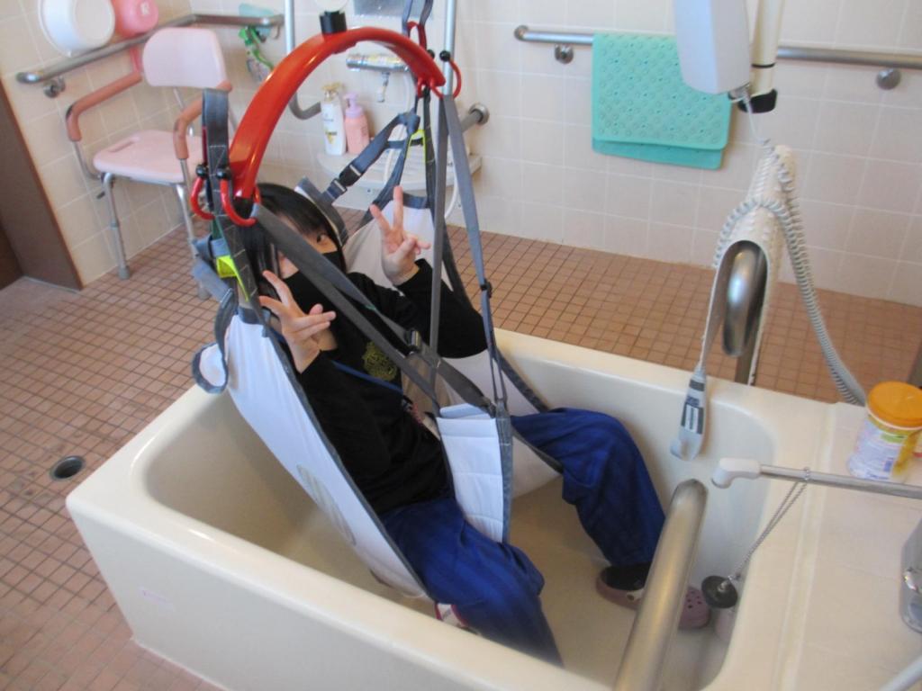 入浴用リフトの紹介
